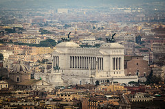 Monumento a Vittorio Emanuele II (Markus Wollny) Tags: city vatikan rom cittàdelvaticano vatikanstadt it