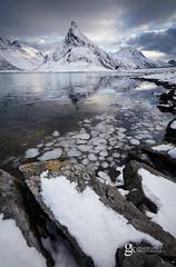 Fredvang (GraemeKelly) Tags: graemekellyphotography landscape light landscapes lofoten norway fredvang ice winter mountains mountain