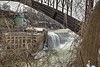 20180321-DSC_9788_89_90_91 (the Mack4) Tags: 2018 geneseeriver hdr lowerfalls march newyork niksoftware rochester water bridge waterfall