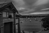 DSC01352 (Damir Govorcin Photography) Tags: watsons bay sydney sky clouds architecture boats water sea wide angle natural light monochrome zeiss 1635mm sony a7rii blackwhite composition