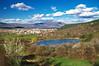 Пролетни багри над Кюстендил (sevdelinkata) Tags: mountain landscape sky water kyustendil bulgaria