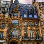 Paris France - Art Nouveau Architecture - Style thumbnail