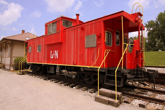 L&N Caboose - Hawesville, KY