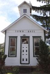 City Hall Belmont, OH2 (Seth Gaines) Tags: ohio belmont cityhall