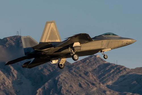 Lockheed F-22A Raptor 06-4120 OT