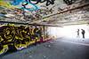 gallery (eb78) Tags: ca california eastbay graffiti tunnel underground subterranean drain ue urbex urbanexploration