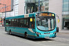 Arriva North West MX12KWH (Mike McNiven) Tags: arriva northwest manchester shudehill bolton brookhouse eccles wright pulsar2