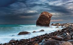 Roseto Capo Spulico (Giuseppe Tripodi) Tags: wave sea lungaesposizione longexposure landscape paesaggio