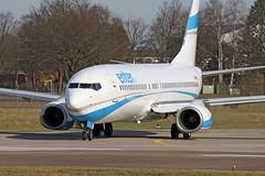Boeing 737-8AS(WL) - SP-ENP - HAJ - 07.04.2018 (Matthias Schichta) Tags: hannoverlangenhagen haj eddv planespotting airport aircraft