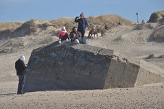 Hvide Sande og Søndervig (Lilliankovacs) Tags: seagulls diffuse light beach fishingboat lighthose dog children people lonely fun sign blue sky dunes sunbathing enjoying sun bicycles ponies fishing segway bunkers north sea waves jogging taking pictures tracks sand water
