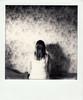 instant film (La fille renne) Tags: film analog lafillerenne instantfilm polaroid polaroidsx70alpha polaroidoriginals sx70 blackandwhite monochrome pau urbex abandoned