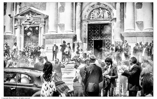 All is One - Welcome to Samsara Physical Manifestations Analog and Digital Section FILM © copyright Mauro Fattore all rights reserved -Film Fomapan 100 asa; -Camera Voigtlander BessaR2A; -Lens Nokton 50mm.  Il matrimonio di PJay  #nokton #voigtl