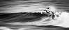 Speed surfer - DSC02733-14 (cleansurf2) Tags: surreal streak background black beach wallpaper widescreen waterscape waves water wallpapaer hd screensaver 2k bw mirrorless monotone sony seascape sonyilce6000 sea surf scene australia abstract sport coast cool fast speed action surfer