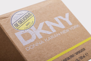 DKNY be delicious 100% pure new york