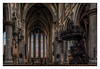 Une odeur d'encens (Jean-Marie Lison) Tags: eos80d sigmaart bruxelles église notredamedusablon nef chœur chairedevérité hdr