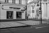 2a7_DSC2156 (dmitryzhkov) Tags: russia moscow documentary street life human monochrome reportage social public urban city photojournalism streetphotography people bw dmitryryzhkov blackandwhite everyday candid stranger corner angle crossing crosswalk door gate worker job work employee