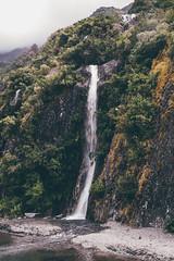 Trident Creek Falls (bruit_silencieux) Tags: tridentcreekfalls waterfall fall newzealand franzjosef southisland sonya7 sigma35mm14art