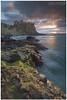 Rocky Shores, Dunluce Castle (Chris-Ibbotson-Photography) Tags: dunlucecastle bushmills magheracross whiterocks portrush castles causewaycoast northantrimcoast