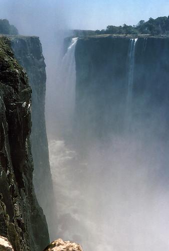 Victoria Falls, 1975