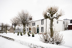 Carlyle's Birthplace (TrotterFechan) Tags: thomas carlyle birthplace ecclefechan snow