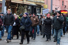 """17.03.2018 Cottbus: rassistische Demonstration """"Zukunft Heimat"""" (RechercheNetzwerk.Berlin) Tags: zukunftheimat cottbus rassismus afd pegida einprozent kandel andreaskalbitz"""