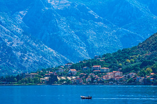 Bay of Kotor Blue