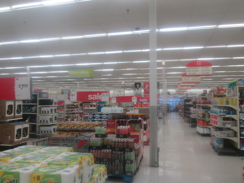 research paper on kmart This article is brought to you for free and open access by the college of law  student work at trace: tennessee research and creative.