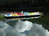 Lago di Misurina - 1 (anto_gal) Tags: dolomiti veneto belluno cadore lago misurina tre cime lavaredo montagna 2011 riflesso dolomites