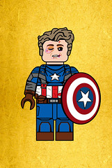Captain America TWS (Ashnflash98) Tags: lego captain america winter soldier steve rogers