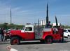 1965 Dodge Power Wagon Fire Truck (Yohai_Rodin) Tags: classic cars five club car tel aviv מועדון החמש מכונית קלאסית מכוניות קלאסיות הנתיב המהיר הולילנד 1000 holyland tour