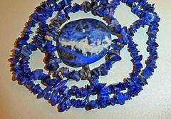 Sodalite (Lilith.S) Tags: sodalite gems macro macromondays blue stone jewelry beautiful meditation healing spirituality energy