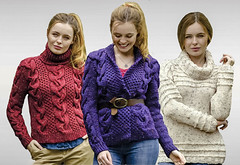 y4w5u3 edit (ducksworth2) Tags: knit sweater jumper knitwear thick chunky bulky cableknit cable cardigan jacket
