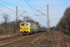 ET42-029 (MarSt44) Tags: et42 et42029 retro pkp cargo kolej brzeszcze małopolska polska poland railway train rus czapajew
