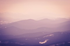Hike is over but... (konradheine) Tags: mountains hills hiking landscape nature forest outdoor góry beskidy