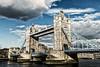 tower bridge (labradoodledoo) Tags: bridge towerbridge london day sky cloud