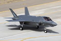 A35-003_LockheedMartinF-35A_RoyalAustralianAirForce_LUF_Img02 (Tony Osborne - Rotorfocus) Tags: lockheed martin f35 f35a royal australian air force raaf australia luke afb arizona joint strike fighter jsf lightning ii 2018