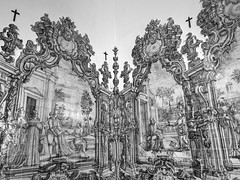 TAVIRA (toyaguerrero) Tags: tavira algarve portugal europe eu maríavictoriaguerrerocatalán toyaguerrero church igreja iglesia concert piano tiles