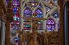 1271 Val de Loire en Août 2017 - Tours, la Cathédrale (paspog) Tags: tours france valdeloire vitrail vitraux stainedglasswindow cathédrale cathedral kathedral