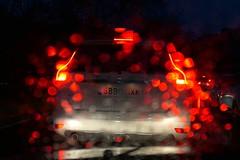 Luces con lluvia (joseange) Tags: