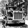 Il se passe des choses dans ma rue, ce matin... (woltarise) Tags: truck travaux montréal rosemont streetwise iphone6s