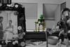 Reflection: Alternative Version (Toa Slim 2014) Tags: lewa toa mata bionicle lego toy toyphotography blackandwhite desaturation