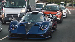 Only One (Beyond Speed) Tags: pagani zonda mileson supercar supercars cars car carspotting nikon v12 blue carbon spoiler automotive automobili auto automobile hypercar london knightsbridge uk