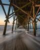 Breathe (APGougePhotography) Tags: pier southcarolina south carolina beach folly follybeach charleston chs sand water sun light nikon nikond800 d800 adobe adobelightroom lightroom