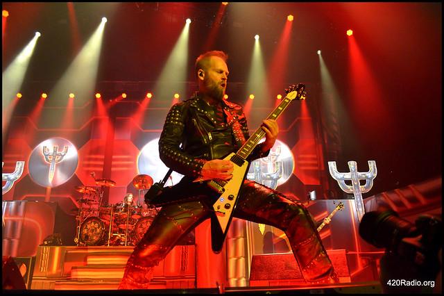 Judas Priest - Veterans Memorial Coliseum - Portland, OR 4/17/18