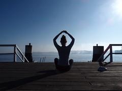 kiel_P4210133 (ghoermann) Tags: deutschland düsternbrook geo:lat=5434468178 geo:lon=1015587062 geotagged kiel schleswigholstein deu yoga morning