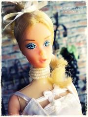 1975 (Brani's fashion dolls) Tags: 1975 barbie vintagedolls 70sdolls ballerina