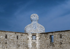 Statue in Antibes, France 18/4 2018. (photoola) Tags: antibes france photoola statue