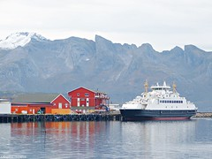 """Rødøy"" (K Horsevik) Tags: rødøy torghatten nord ferge ferje ferry bilferge"
