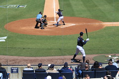IMG_3274 (Joseph Brent) Tags: yankees spring training tampa florida steinbrenner field aaron judge
