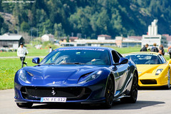 F812 (Gaetan | www.carbonphoto.fr) Tags: ferrari 812 superfast supercars hypercars cars coche auto automotive fast speed exotic luxury great incredible worldcars carbonphoto andermatt soc supercarownerscircle enzo giallo